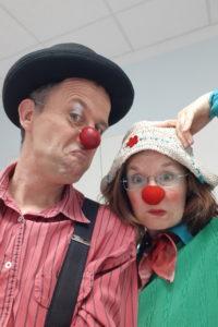 Arnaud Duchemin, Anja Müller - Alwine mit Freddy